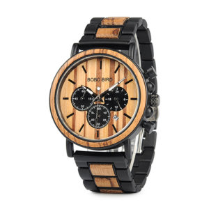 Relogio Luxury Stylish Wooden Men's Watch