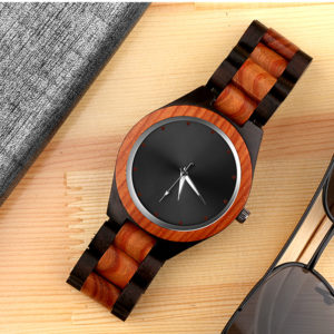 Unique Executive Full Wooden Men's Watch