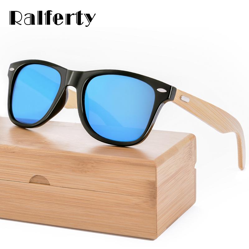 46db09c8a7fb8 Ralferty Sporty Design Wood Sunglasses - Woodies Land