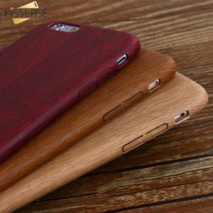 Wood Texture Pattern Cases For iPhone 7 6 6S Plus 5 5S SE 8 8 Plus